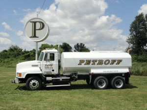 New Water Truck 2012